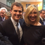 Con Albert Rivera